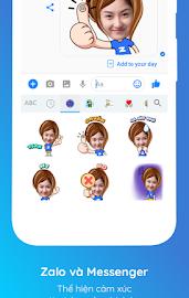 stiker wajah Whatsapp
