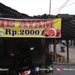 Viral Mie Ayam Rp 2.000 di Facebook, Inilah Penjelasan Rika Sang Penjual di Sragen