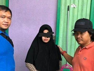Ancam Sebar Video Bugil Mantan Ipar Lewat WhatsApp, Lia Ditangkap Polisi