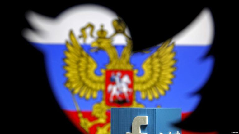 Badan Pengawas Media Rusia Peringatkan Facebook dan Twitter