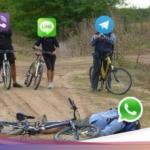 Banjir Meme akibat WhatsApp Down - Detikcom