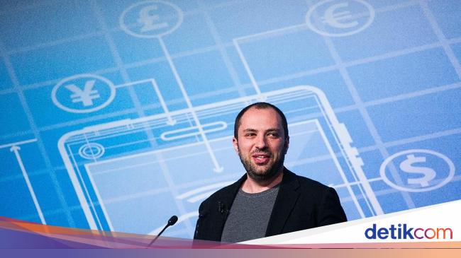Pendiri WhatsApp Jual 10 Mobil Porsche karena Mubazir
