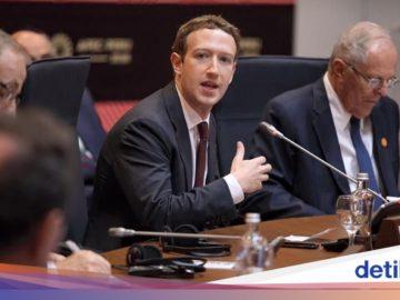 Zuck Tulis Artikel Opini untuk Bela Facebook