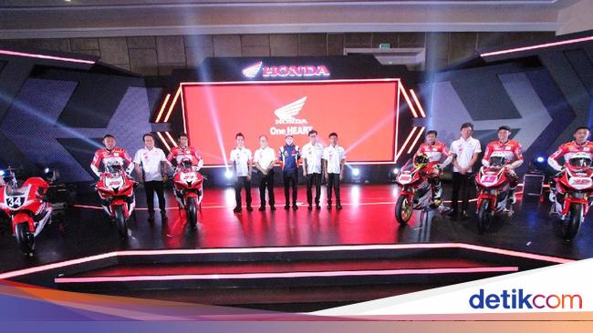 Astra Honda Racing Team Perkenalkan Line-up Pebalap 2019
