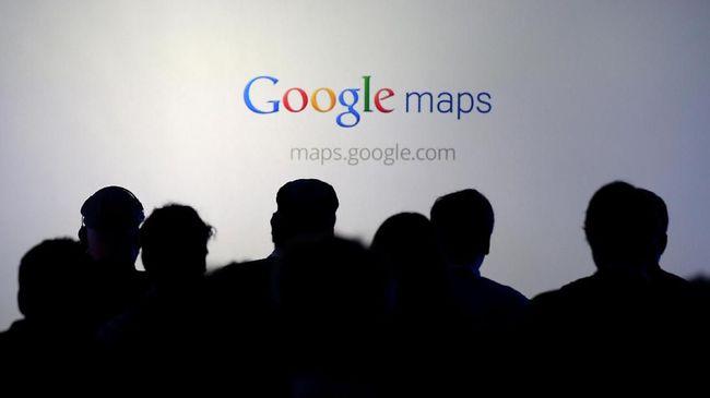 Google Sematkan Teknologi AR dalam GMaps