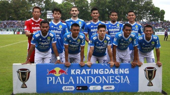 Streaming Persib Vs Persiwa: Prediksi Line Up Persib Bandung Jelang Kontra Persiwa