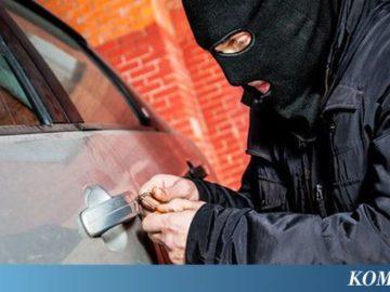 Jual Motor Curian di Facebook, Dua Pencuri Dibekuk Polisi