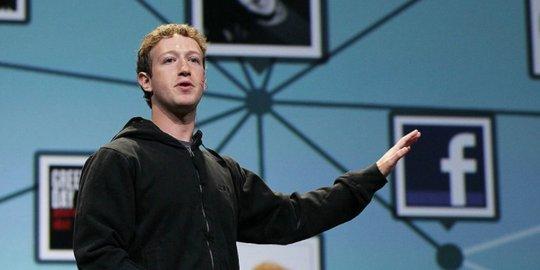 Kekayaan Bertambah Puluhan Triliun Rupiah, Bos Facebook Masuk 5 Orang Terkaya Dunia