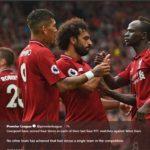 Line Up Liverpool vs Bournemouth di Liga Inggris, Disiarkan Langsung di MNCTV