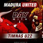 Line-up Timnas U-22 Indonesia Vs Madura United Beserta Link Streaming