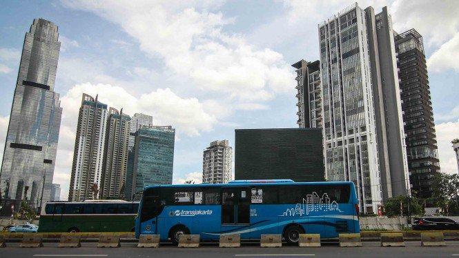 Rute Baru Transjakarta yang Nyambung MRT, LRT dan Commuter Line – VIVA