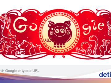 Sambut Imlek, Google Bikin Game Wayang Shio