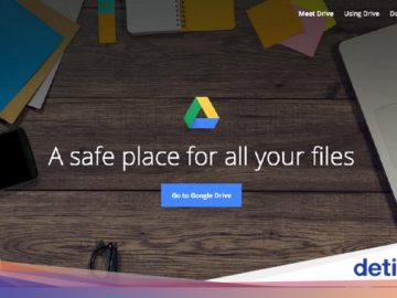 Serba-serbi Google Drive: Pengertian, Penggunaan, dan Fitur