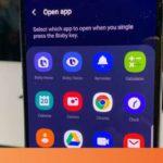 Tombol Bixby di Galaxy S10 Bisa untuk Buka WhatsApp