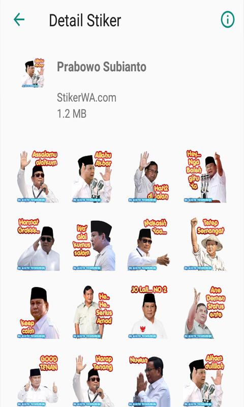 Stiker Whatsapp Nusantara Indonesia Stiker Wa Stiker Whatsapp