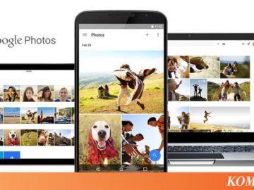 """""""Backup"""" Foto ke Google Photos Kini Lebih Cepat dengan Fitur """"Express"""""""