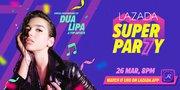 Bertabur Bintang, Deretan Line-Up Yang Ramaikan Lazada Super Party