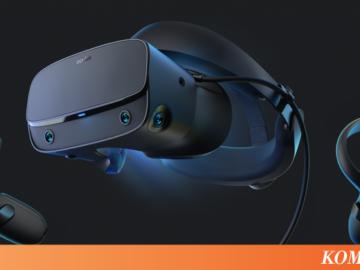 "Facebook Perkenalkan ""Headset VR"" Baru, Oculus Rift S"