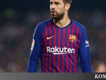 Gerard Pique Ungkap Kelakuan Pemain Barcelona di Grup WhatsApp
