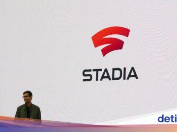 Google Luncurkan Stadia, Netflix untuk Main Game - Detikcom