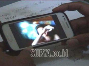 Pemuda Makassar Sebar Video Intimnya Karena Sakit Hati Diputuskan Pacar, Viral di Whatsapp & Medsos