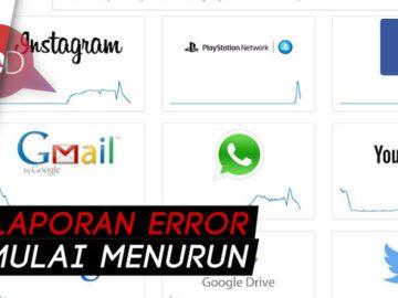 Sempat Tumbang, Kini Facebook, Instagram dan WhatsApp Berjalan Normal