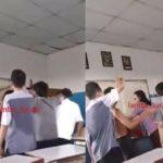 Temuan Video Viral di Whatsapp (WA) Bu Guru Dipermalukan Murid, Dari Sawer, Joged Hingga Buka Baju