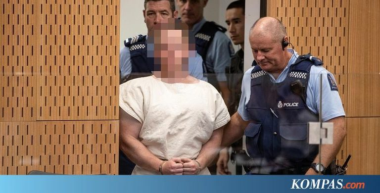 Teroris di Selandia Baru Sempat Unggah Foto Masjid Al Noor di Facebook 2 Hari Sebelum Serangan