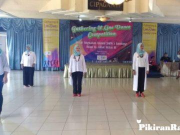 Tim Angkatan 1980 Juara Kompetisi Line Dance - Pikiran Rakyat