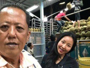 Viral di WhatsApp (WA) & IG, Pengusaha Durian Asal Thailand Hentikan Sayembara Jodoh Putrinya