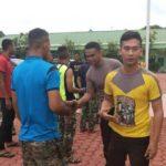 Viral di Whatsapp (WA) dan Medsos, Baku Hantam Satu Anggota TNI dengan 2 Polisi Berakhir Damai