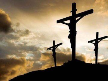 Ilustrasi Hari Paskah dan Jumat Agung