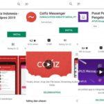 Aplikasi-aplikasi alternatif dalam negeri pengganti WhatsApp