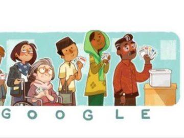 Google Turut Merayakan Pesta Rakyat Demokrasi Melalui Pemilu 2019