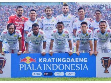 Jadwal dan Prediksi Line Up Pemain Persib Bandung untuk Laga Kontra Borneo FC, Rabu (24/3/2019)