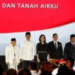 KBRI Beirut Siarkan Live Pilpres 2019 di Facebook, Jokowi Ungguli Prabowo