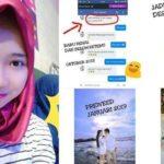 Kisah Percintaan Viral Baru 5 Bulan Kenal di Facebook, Cewek Cantik Ini Temukan Jodoh hingga Menikah