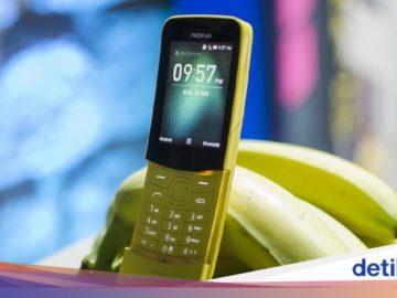 Nokia 'Pisang' Sudah Bisa Dipakai Buat WhatsApp