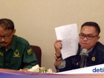 PBB Ungkap WhatsApp Habib Rizieq 'Ragukan Keislaman Prabowo'