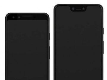 Google Pixel 3 dan 3 XL.