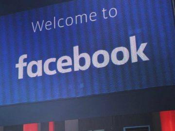 Markas Facebook di Amerika Serikat