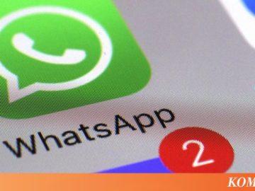 WhatsApp Siapkan Cara Mencegah Pesan Berantai Masuk ke Grup