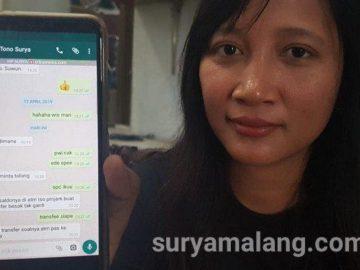 WhatsApp Wartawan SURYA Diretas untuk Menipu, Sehari Sebelumnya Dipakai Anak Umur 8 Tahun