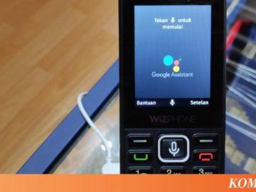 "100 Juta ""Feature Phone"" Pakai KaiOS yang Didanai Google"