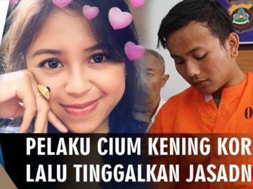 Bunuh Kekasih karena Isi Pesan WhatsApp, Pelaku Cium Kening Korban sebelum Tinggalkan Jasadnya - Tribunnews