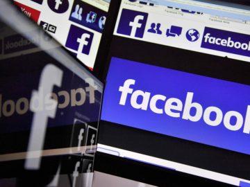 Facebook akan prioritaskan teman dekat pengguna. (AFP PHOTO / LOIC VENANCE)