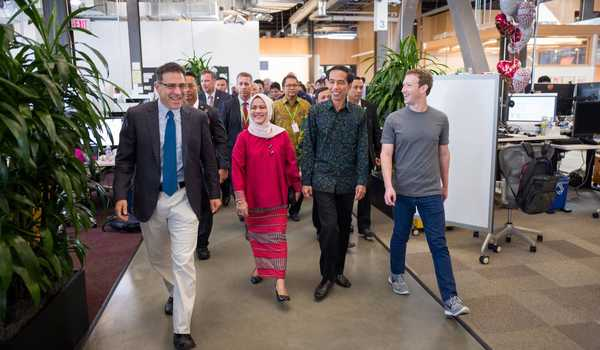 Facebook Tutup 2,19 Miliar Akun Fiktif
