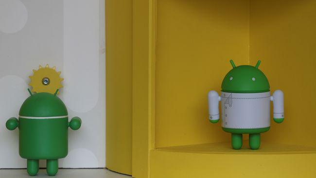Google Disebut Sematkan Mode Gelap untuk Android Q