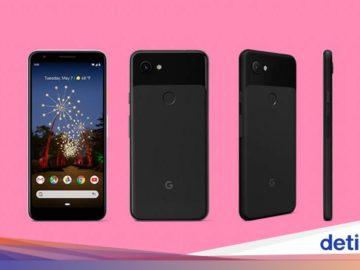 Ini Fitur dan Spek Lengkap Google Pixel 3a