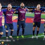 Line-up Eibar Vs Barcelona - Laga Pelengkap Musim Si Juara Liga
